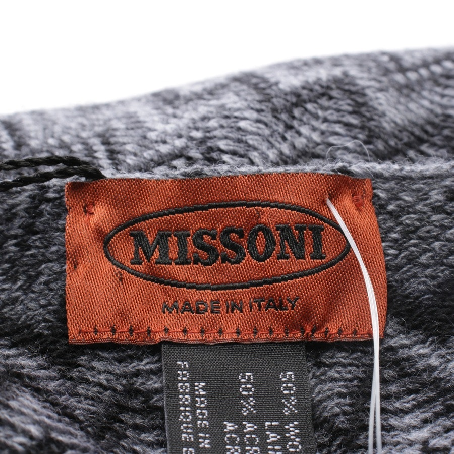 knitwear from Missoni in grey and black size One Size - new