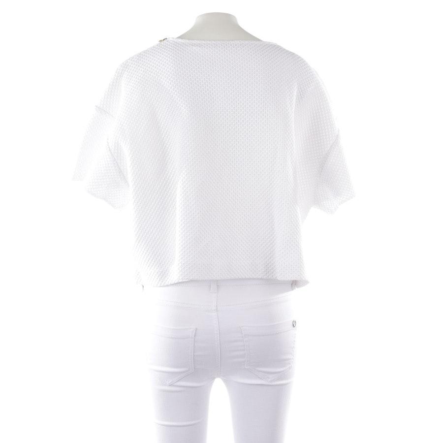 Shirt von Odeeh in Weiß Gr. 38