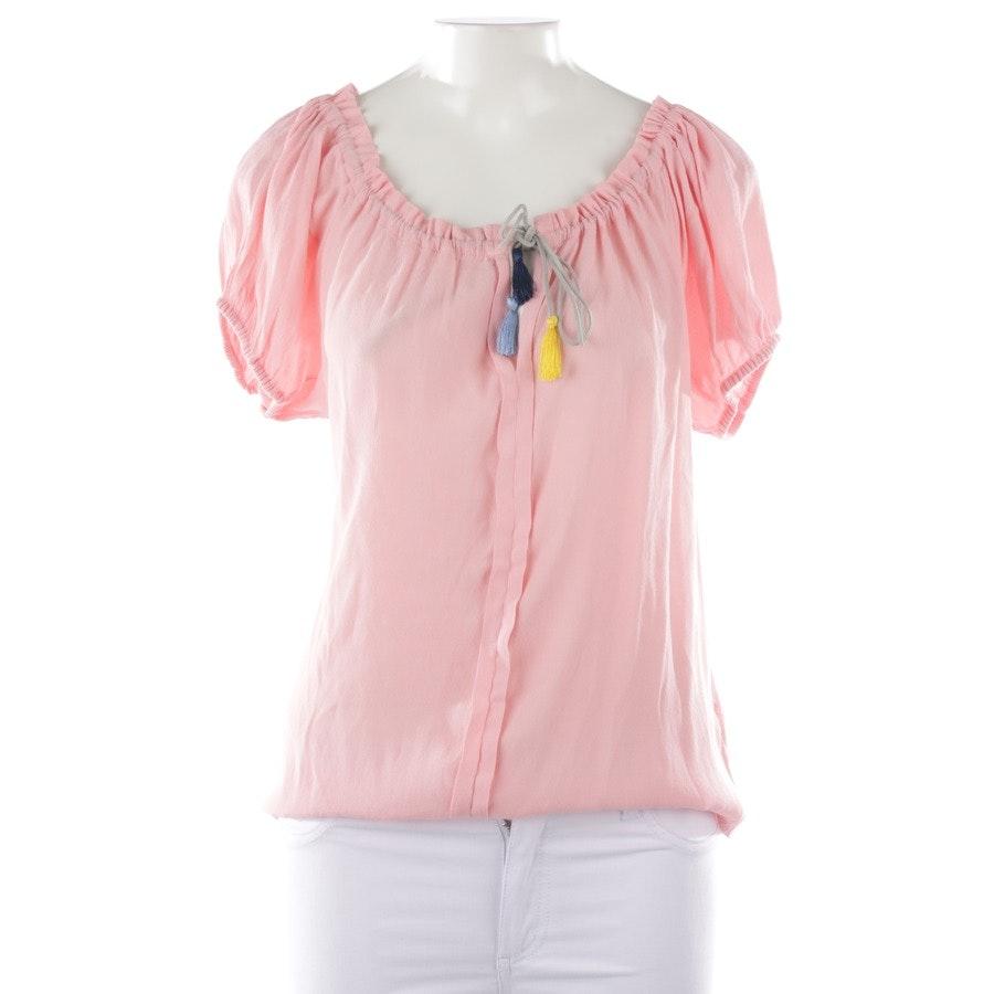 Blusenshirt von Rich & Royal in Zartrosa und Multicolor Gr. S