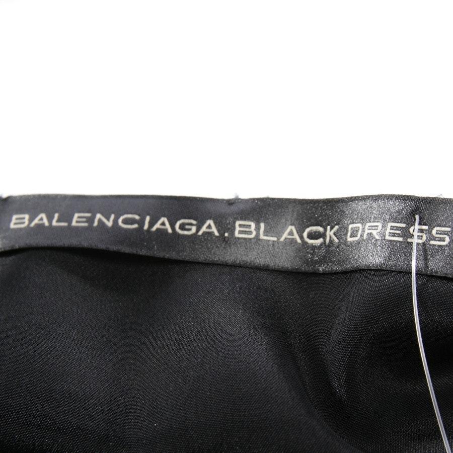Paillettenkleid von Balenciaga in Schwarz Gr. DE 32 IT 38