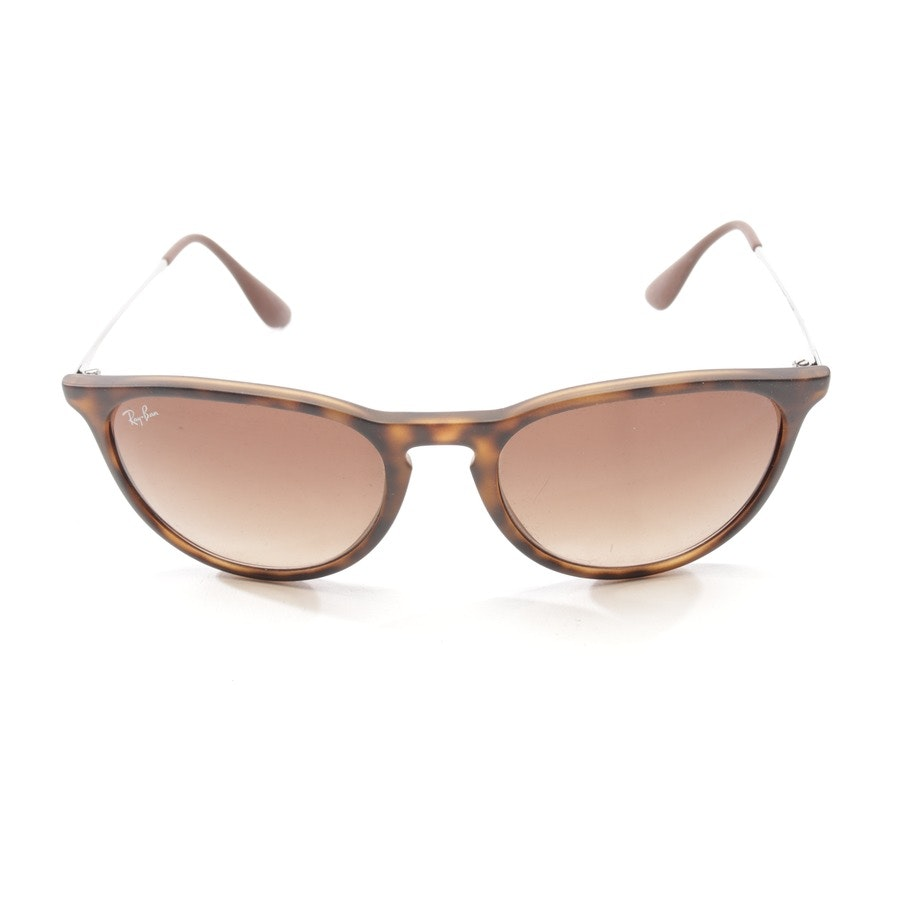 sunglasses from Ray Ban in brown and silver - erika
