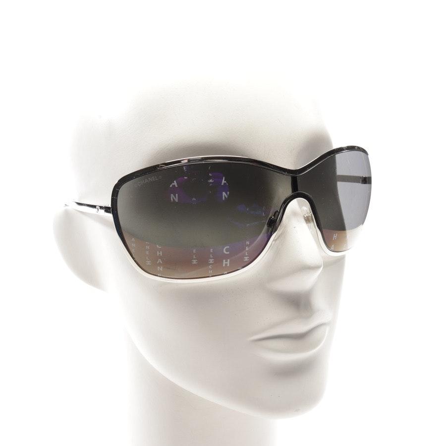 Sonnenbrille von Chanel in Silber - 71212