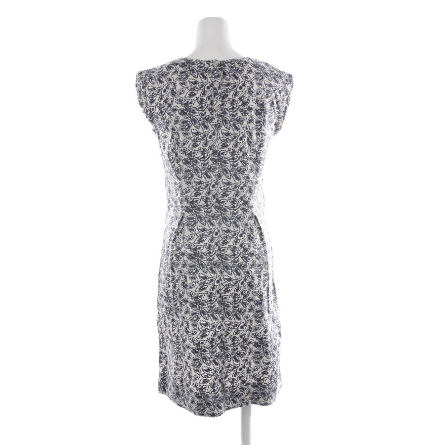 dress from Marc O'Polo in cream and blue size 38