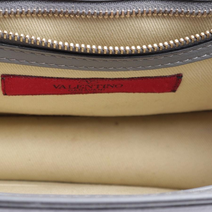 shoulder bag from Valentino in grey - rockstud lock code