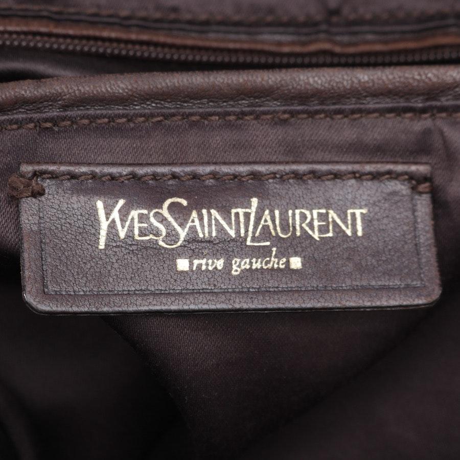 Umhängetasche von Yves Saint Laurent in Braun