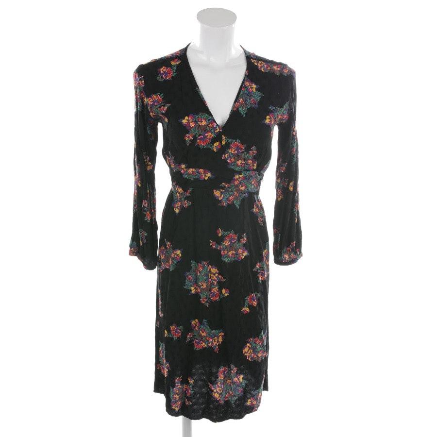 Kleid von Ba&sh in Schwarz und Multicolor Gr. 34 / 1