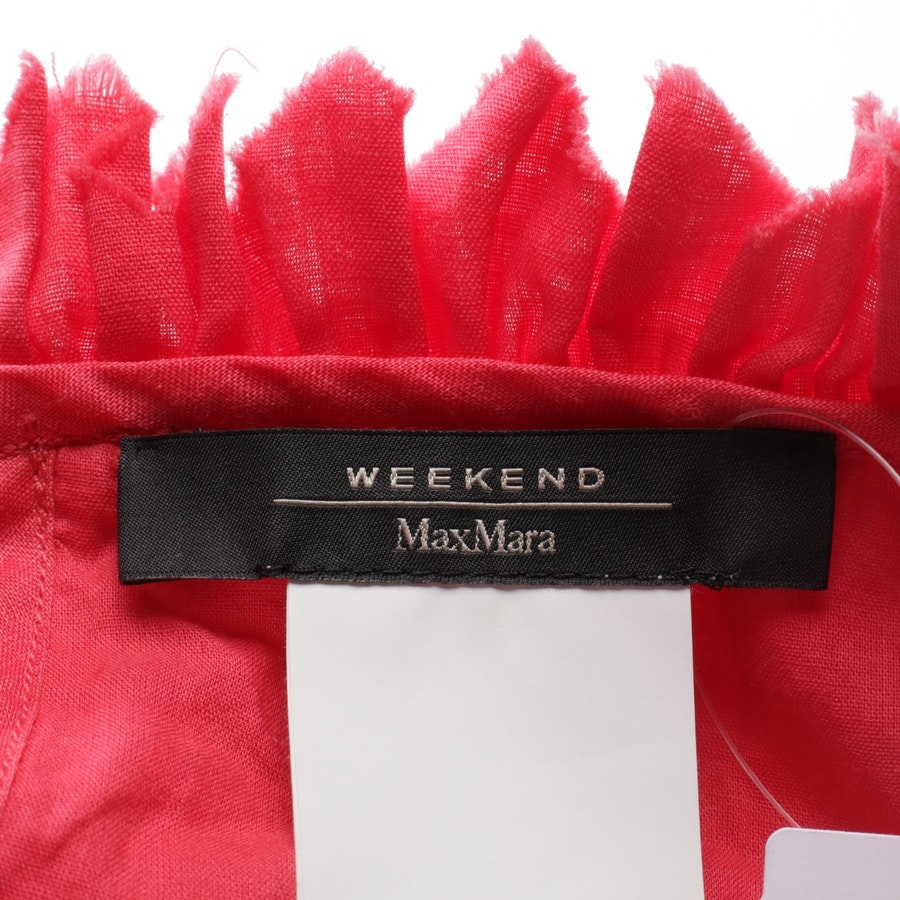 dress from Max Mara in raspberry red size 38