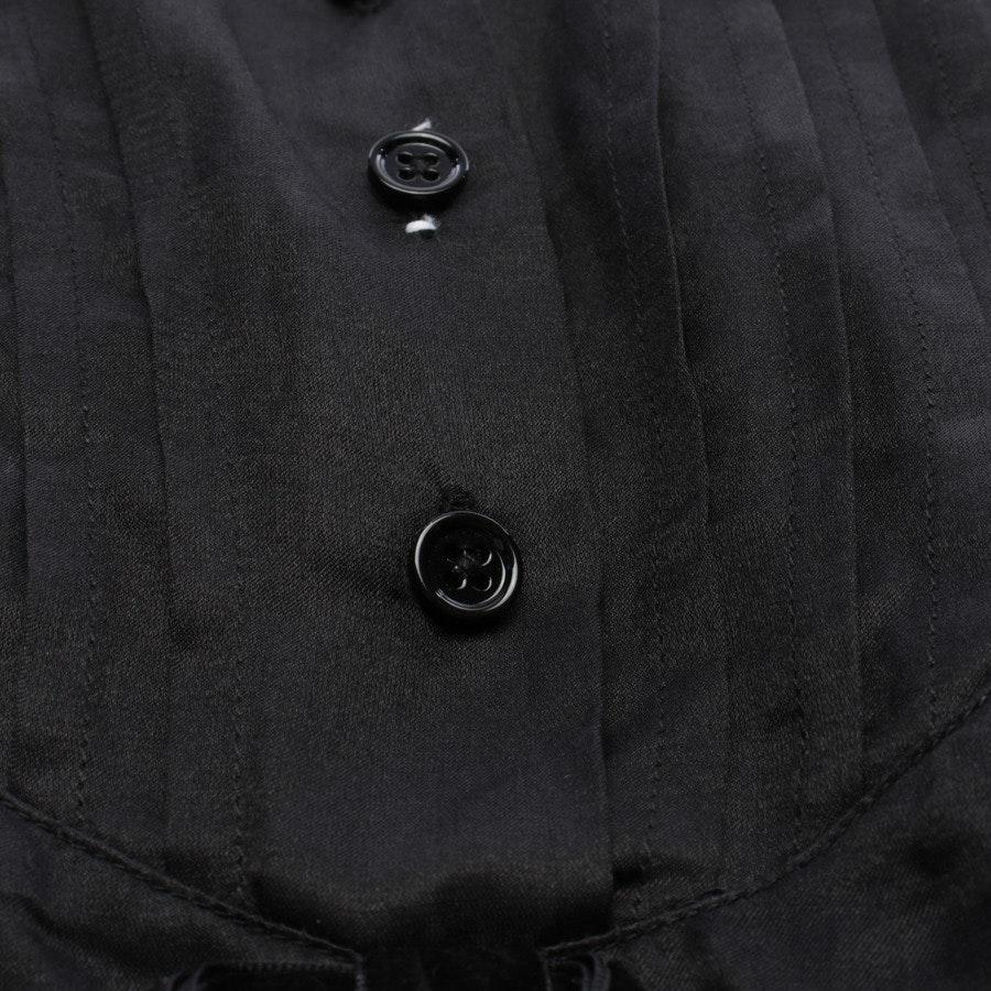 Bluse von High Use in Schwarz und Weiß Gr. 34