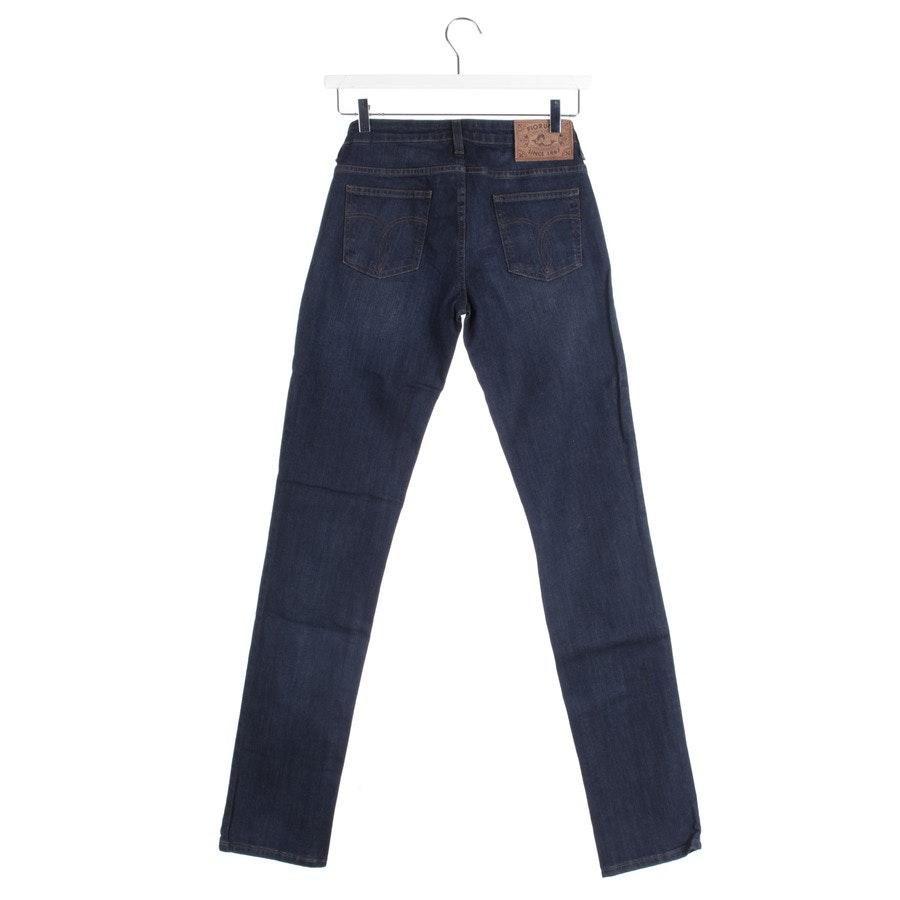 Jeans von Fiorucci in Blau Gr. W28 - NEU!