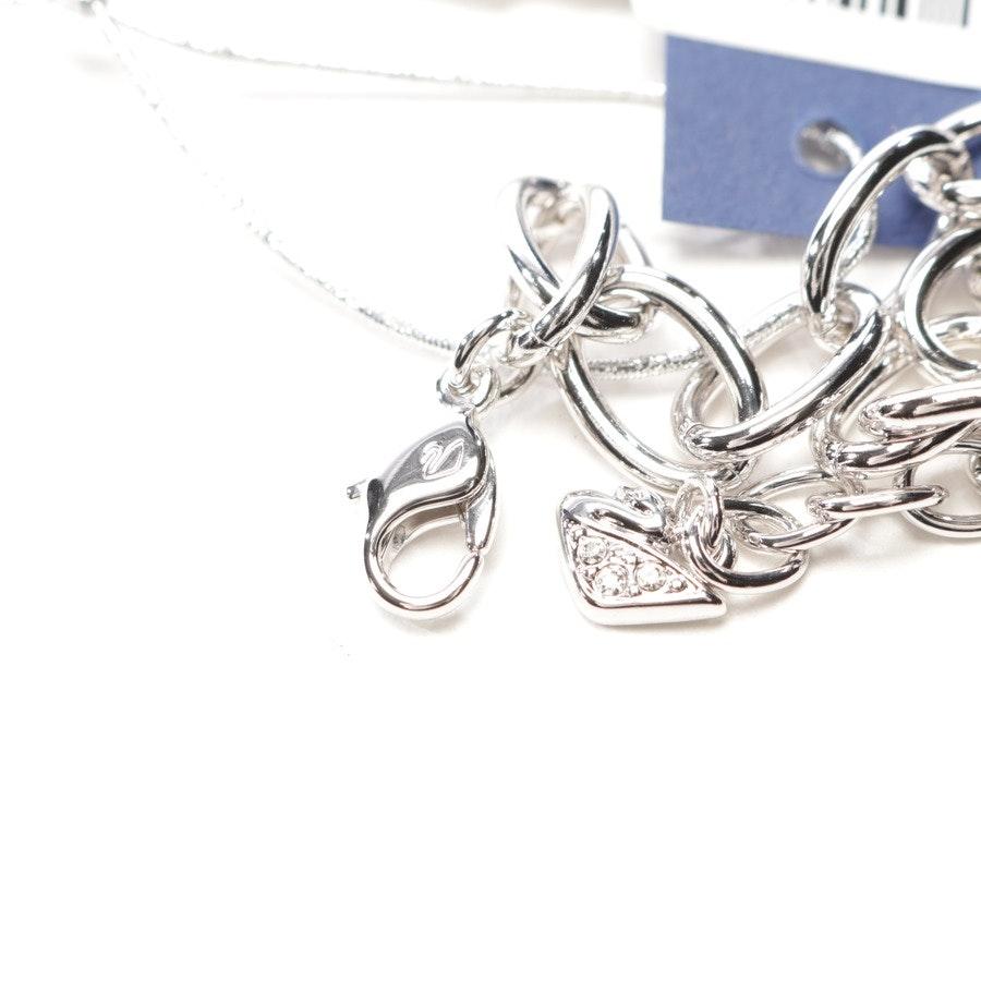 jewellery from Swarovski in silver - new