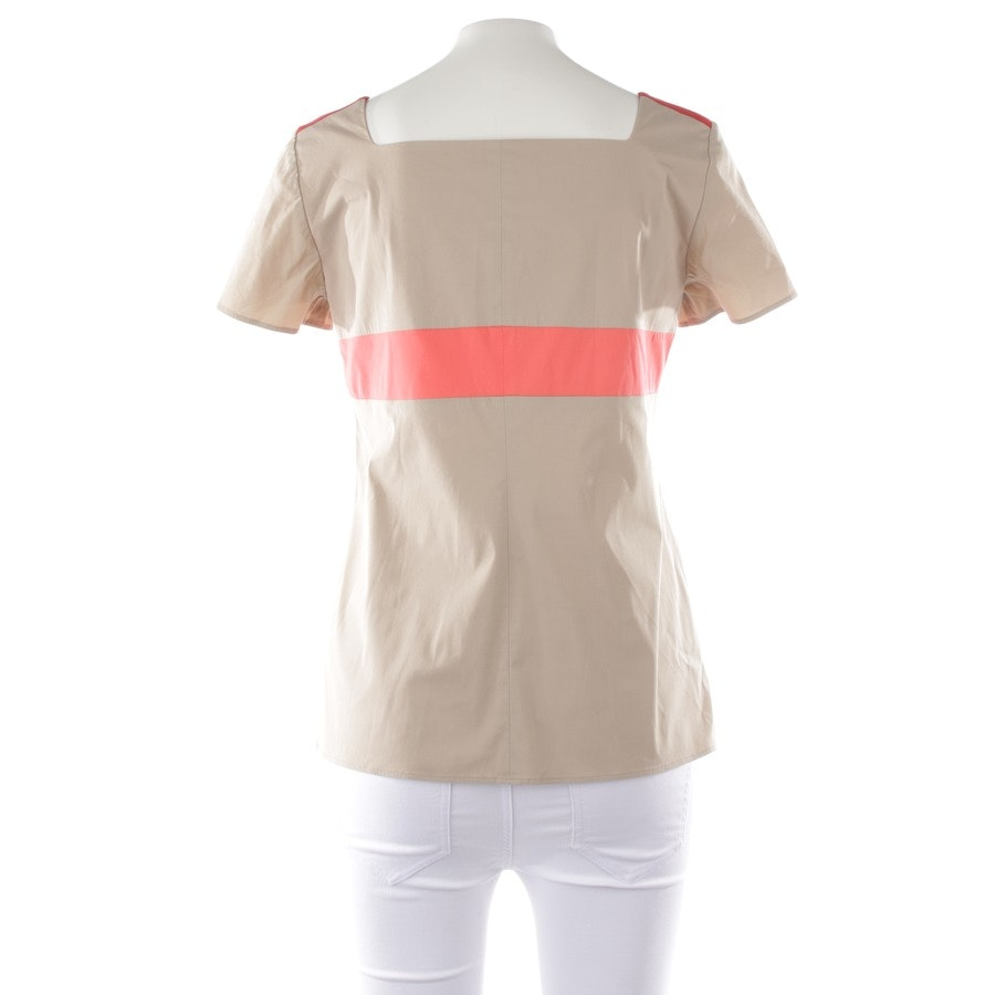 blouses & tunics from Hugo Boss Black Label in beige brown and pink size 36