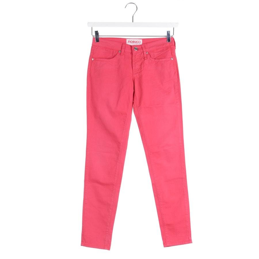 Jeans von Fiorucci in Rot Gr. W24 - NEU!