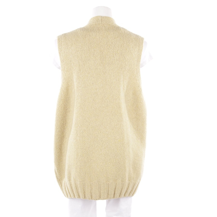 Twin Set from Brunello Cucinelli in yellow size S - wool & cashmere & silk