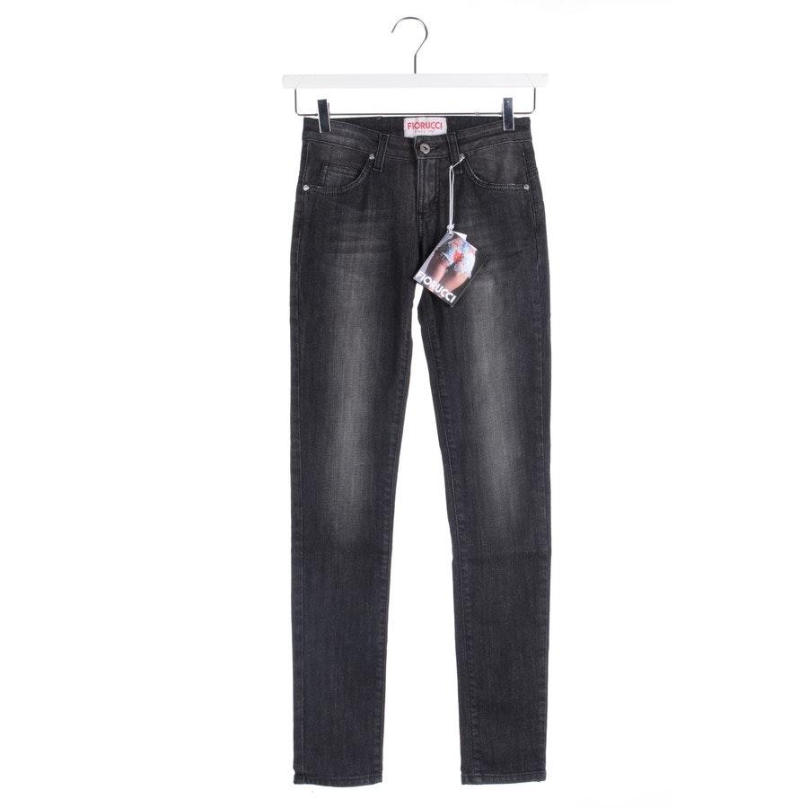 Jeans von Fiorucci in Schwarz Gr. W24 - NEU!