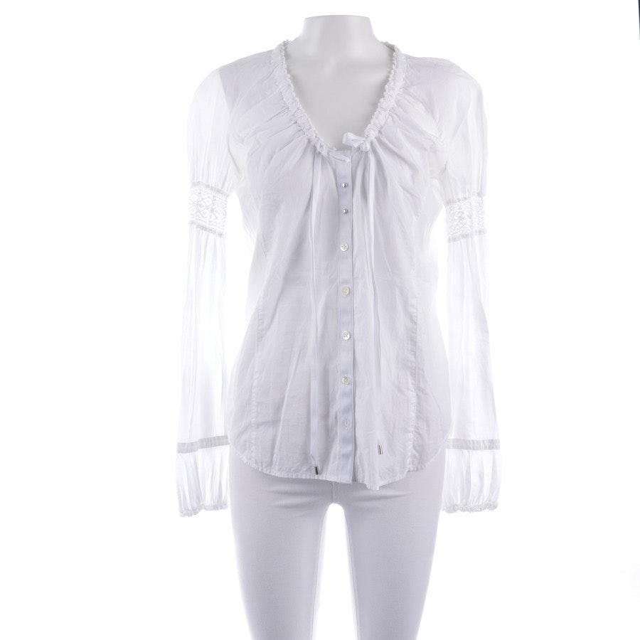 Bluse von High Use in Weiß Gr. 36