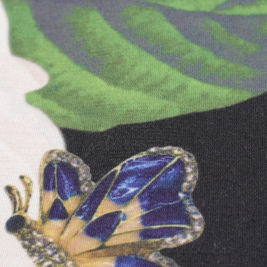 Midikleid von Ted Baker in Schwarz und Multicolor Gr. S
