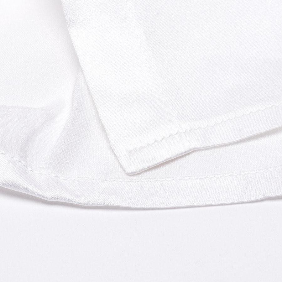 Kurzarmbluse von Incentive! Cashmere in Weiß Gr. XS - NEU mit Etikett
