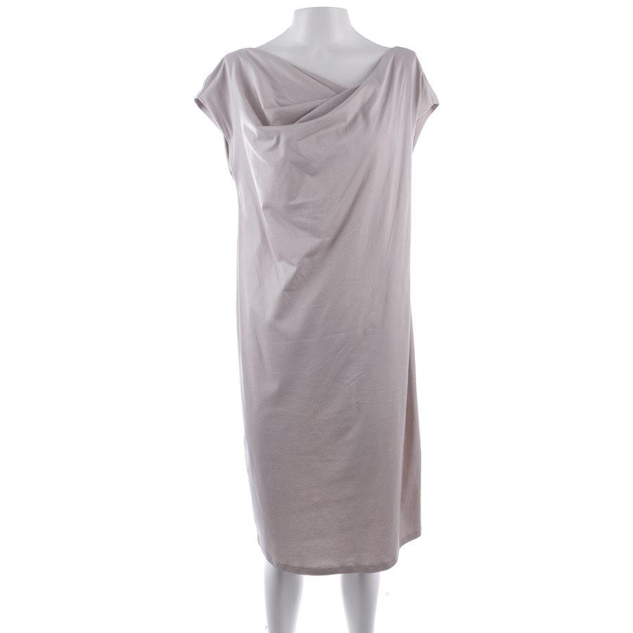 Kleid von Jil Sander in Beige Gr. M