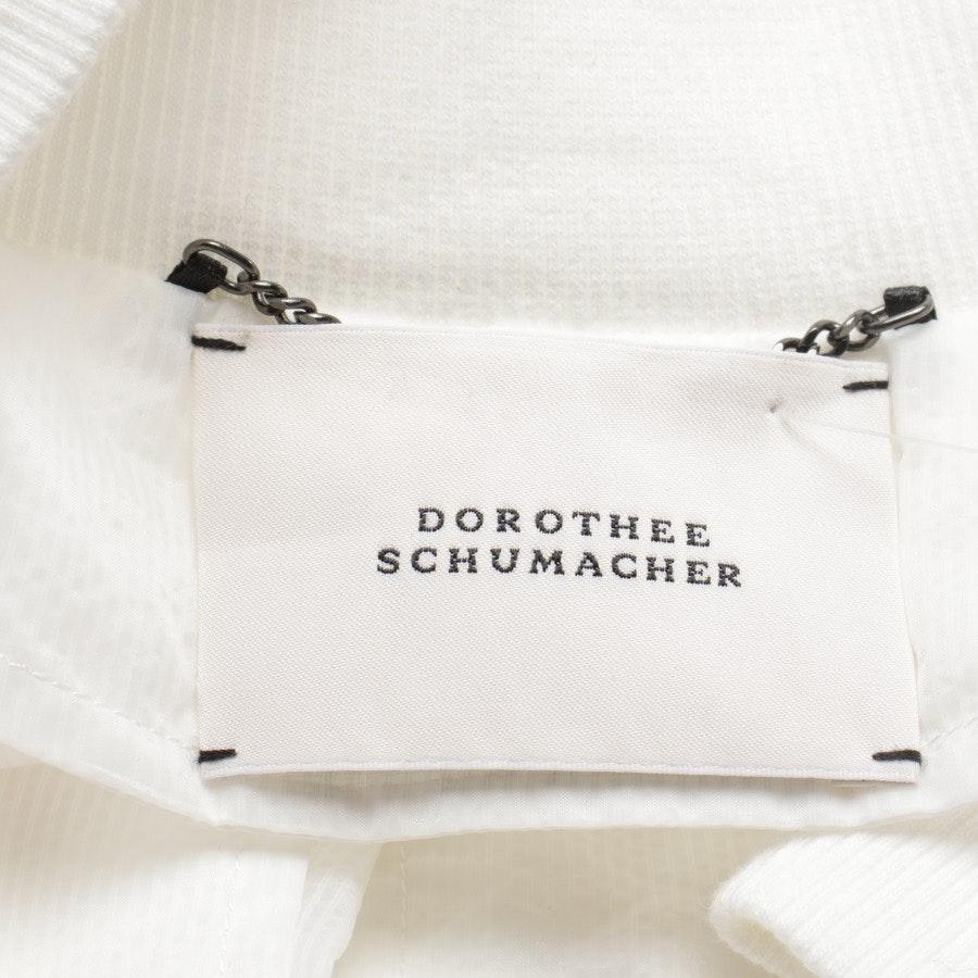 Blouson von Dorothee Schumacher in Weiß Gr. 34 / 1