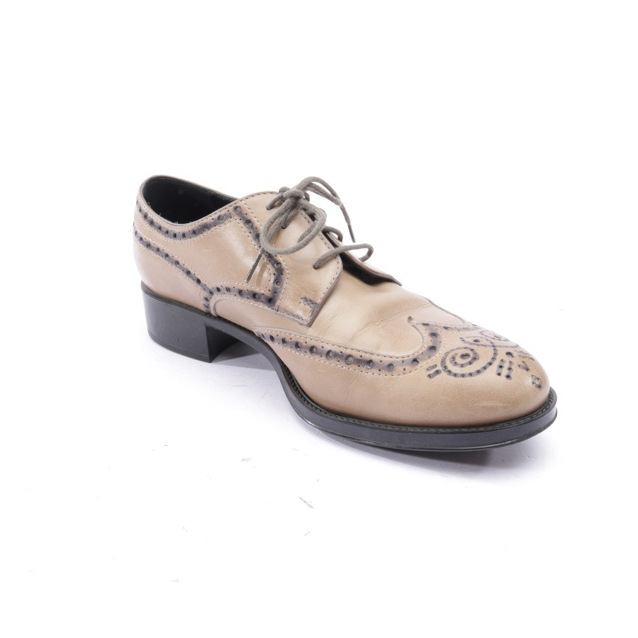 loafers from Tod´s in olive size EUR 37