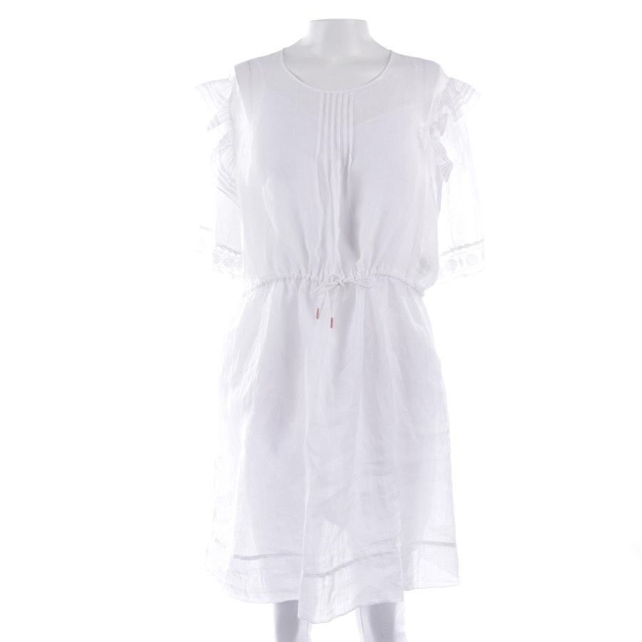 Kleid von See by Chloé in Weiß Gr. 38 FR 40