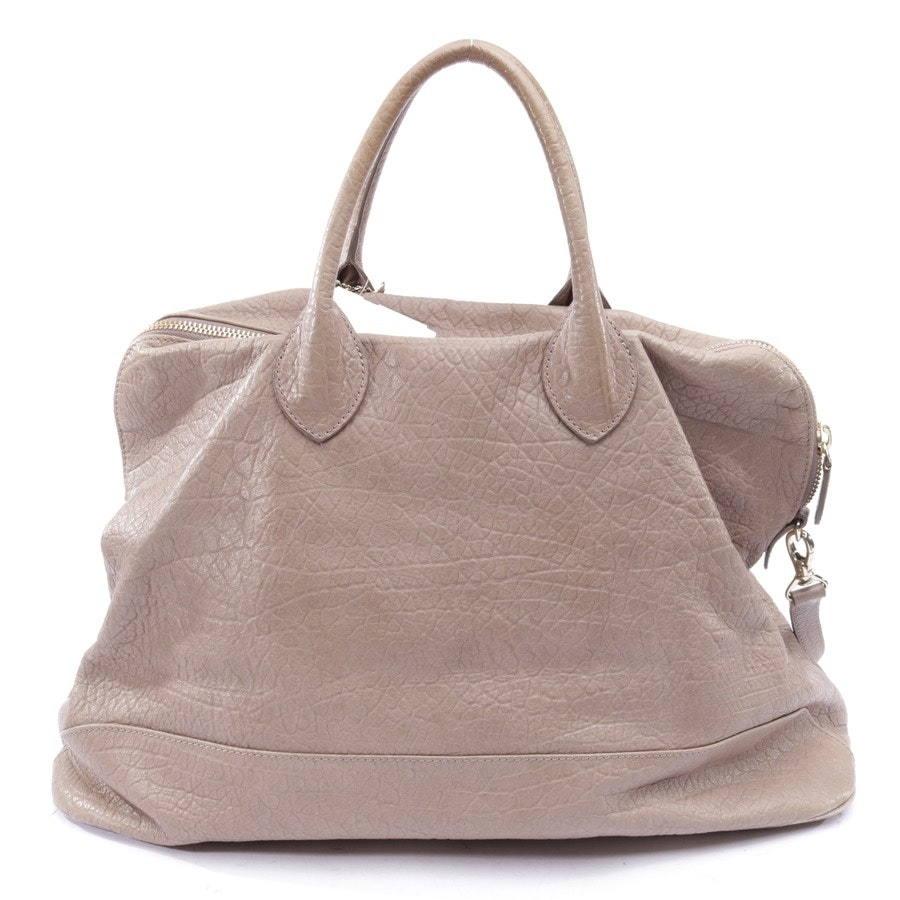 overnighter from Aigner in taupe