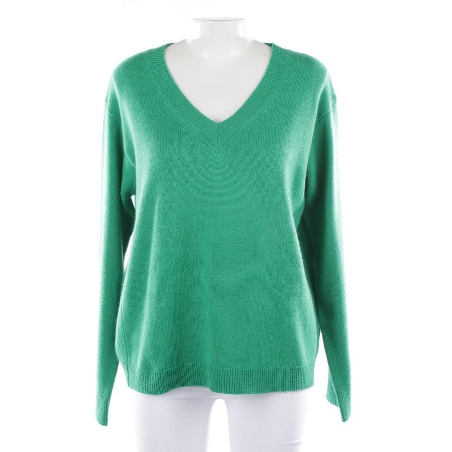 Pullover von Diane von Furstenberg in Beigegrün Gr. L - NEU mit Etikett