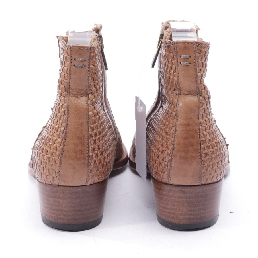 ankle boots from Pantanetti in brown size EUR 38