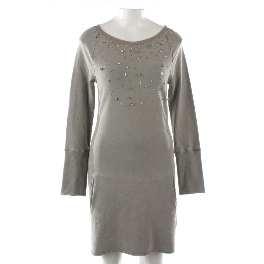 Jerseykleid von Patrizia Pepe in Olivgrün Gr. 32 / 0
