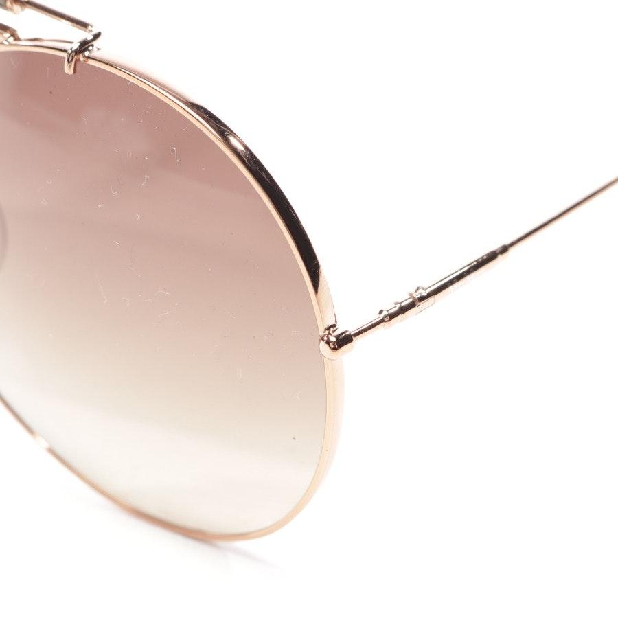 Sonnenbrille von Max Mara in Kupfer - MM Eve