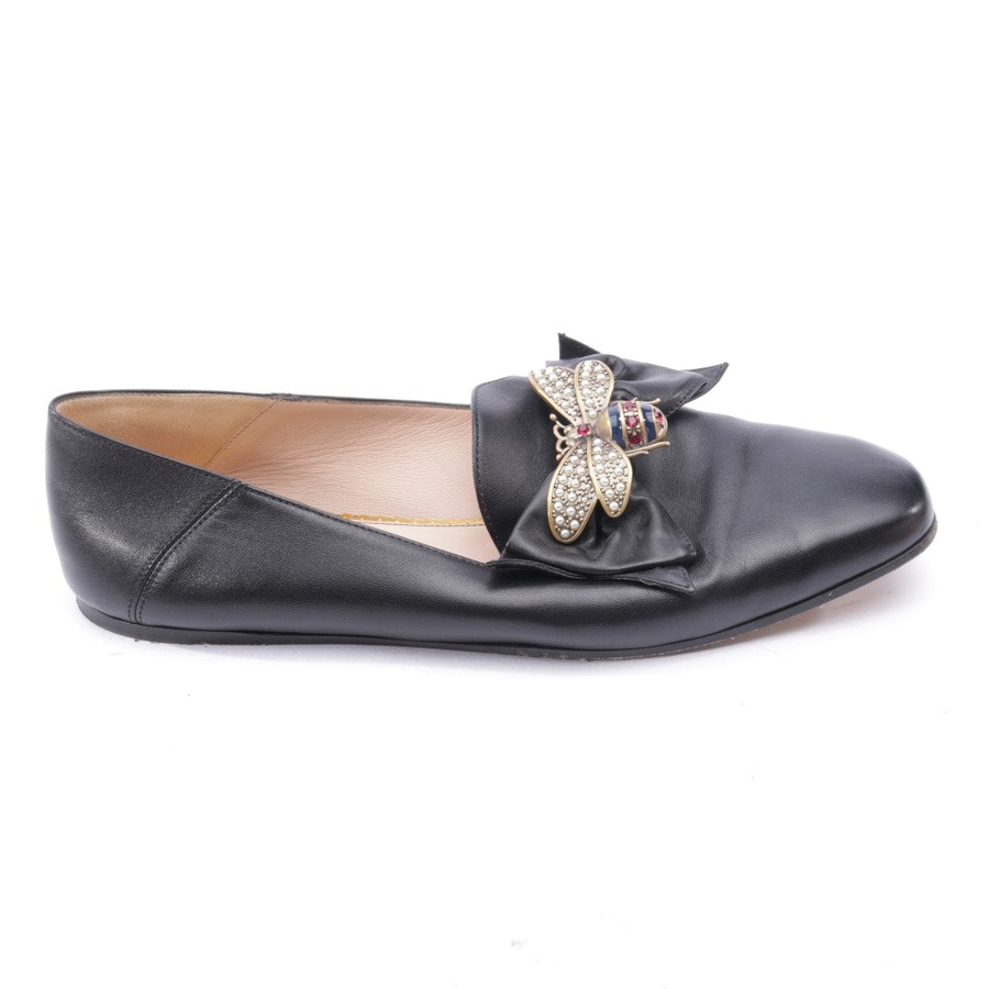 loafers from Gucci in black size EUR 41