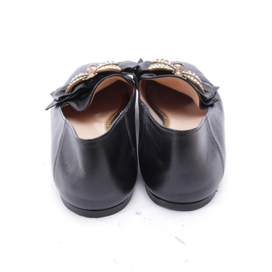 Slipper von Gucci in Schwarz Gr. EUR 41