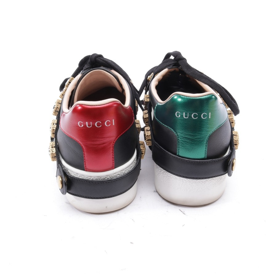 trainers from Gucci in black size EUR 40 - new ace
