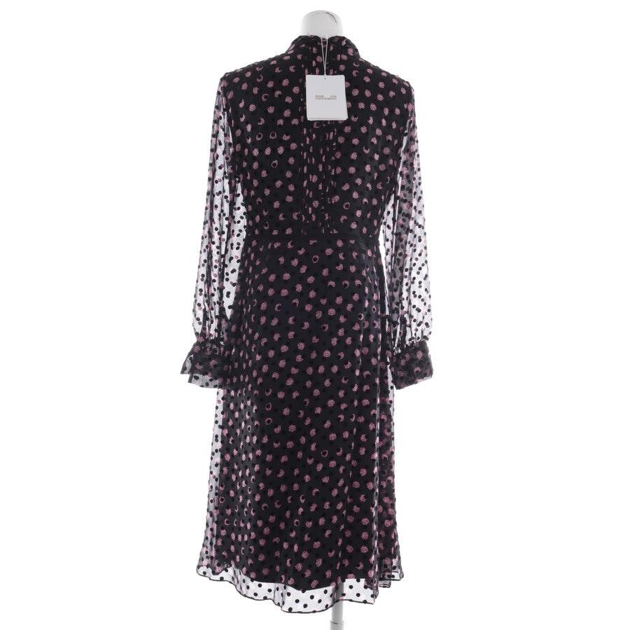 dress from Diane von Furstenberg in black and pink size 40 US 10 - new