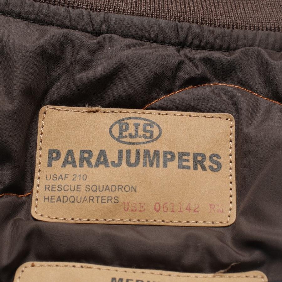 Winterjacke von Parajumpers in Braun Gr. M