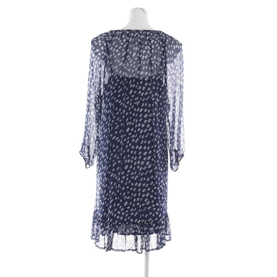 Kleid von Velvet by Graham and Spencer in Dunkelblau und Weiß Gr. L - Neu