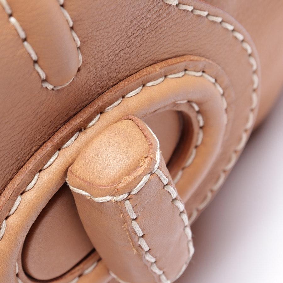 Handtasche von Prada in Camel