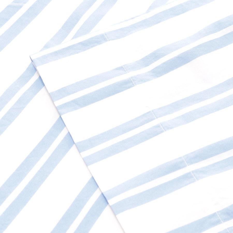 Bluse von Balenciaga in Hellblau Gr. 34 FR 36