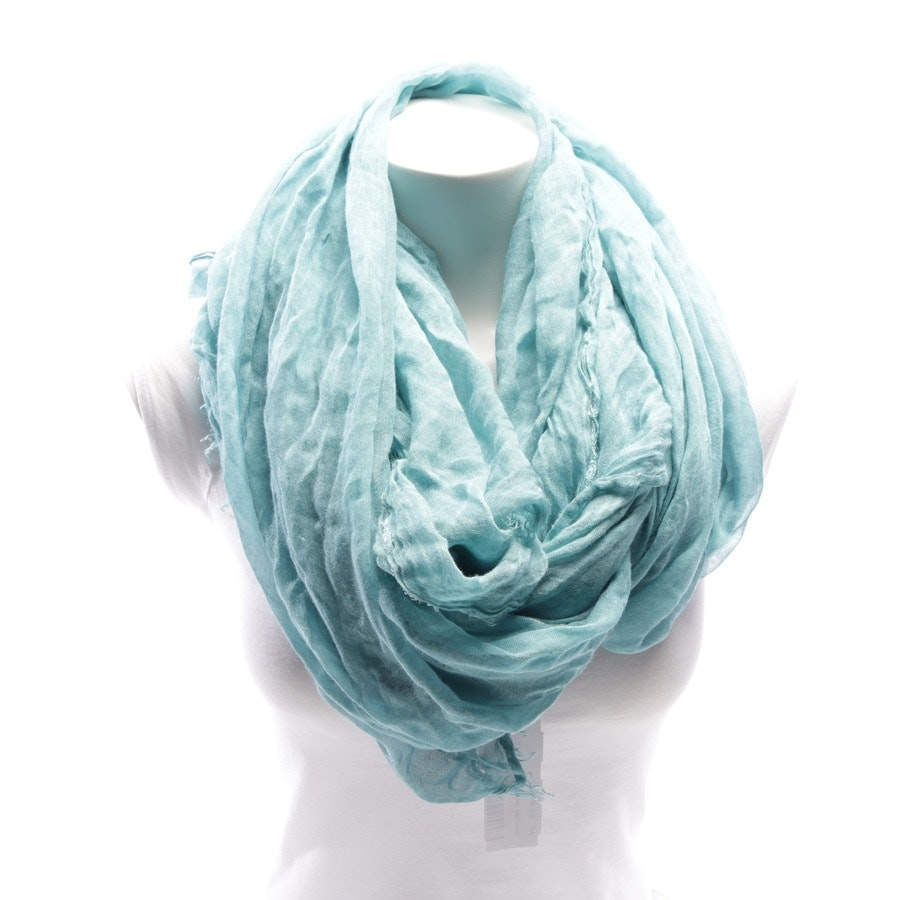 scarf from Faliero Sarti in turquoise
