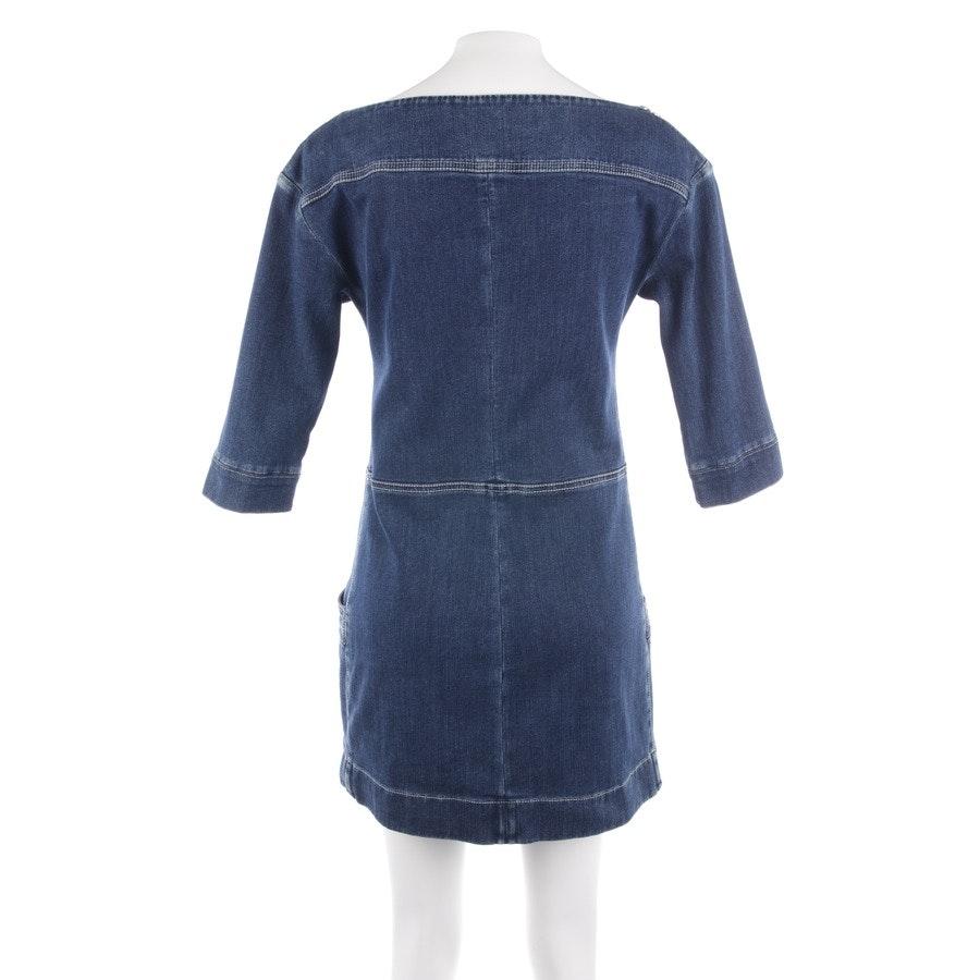 Jeasnkleid von Louis Vuitton in Mittelblau Gr. 36 FR 38