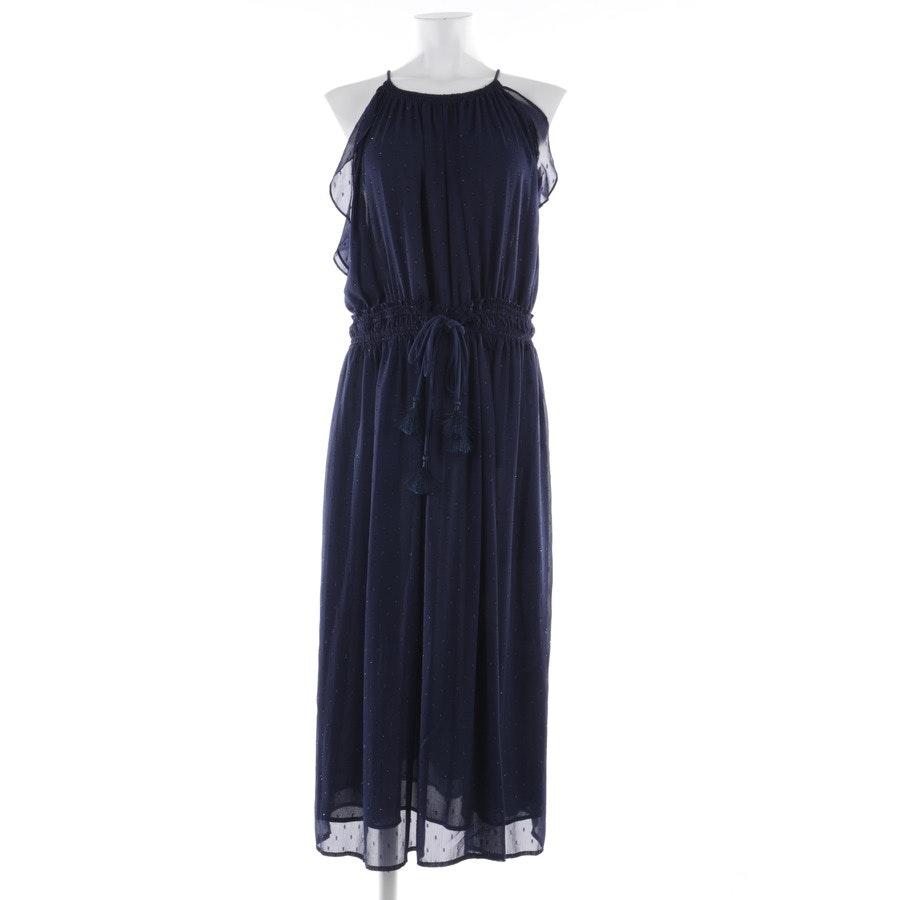 Kleid von Michael Kors in Marineblau Gr. XL - Neu