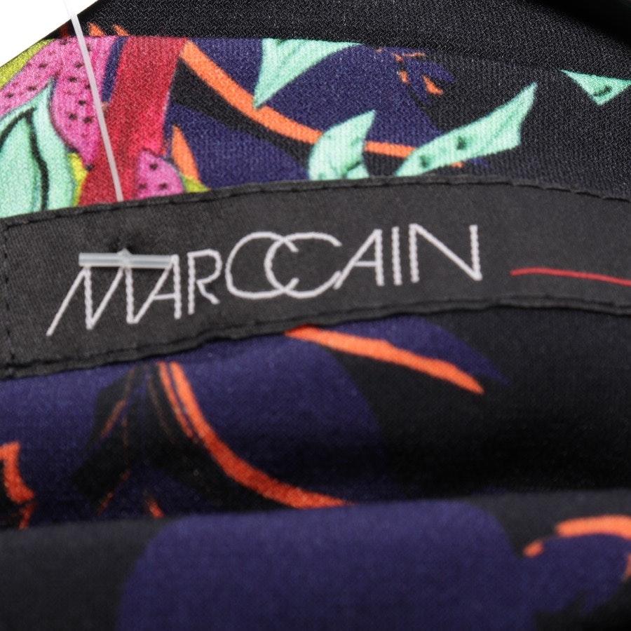Kleid von Marc Cain in Multicolor Gr. 42 N5