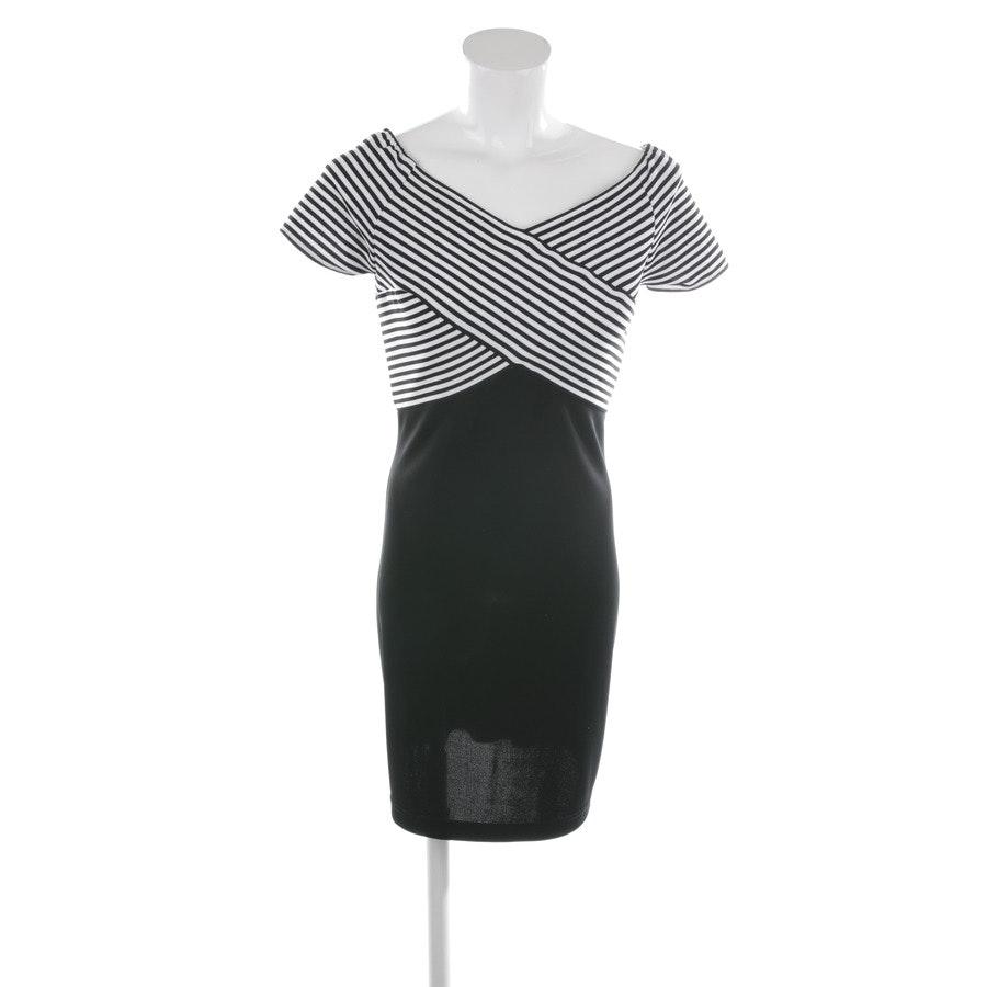 Kleid von Joseph Ribkoff in Schwarz und Weiß Gr. 36