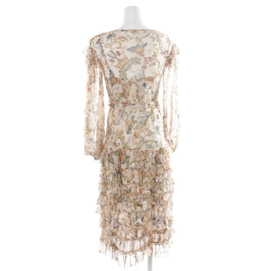 Kleid von Zimmermann in Beige und Multicolor Gr. 30 / 0