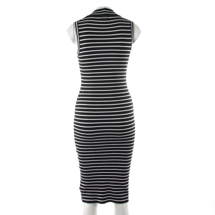 Kleid von Michael Kors in Schwarz und Weiß Gr. M