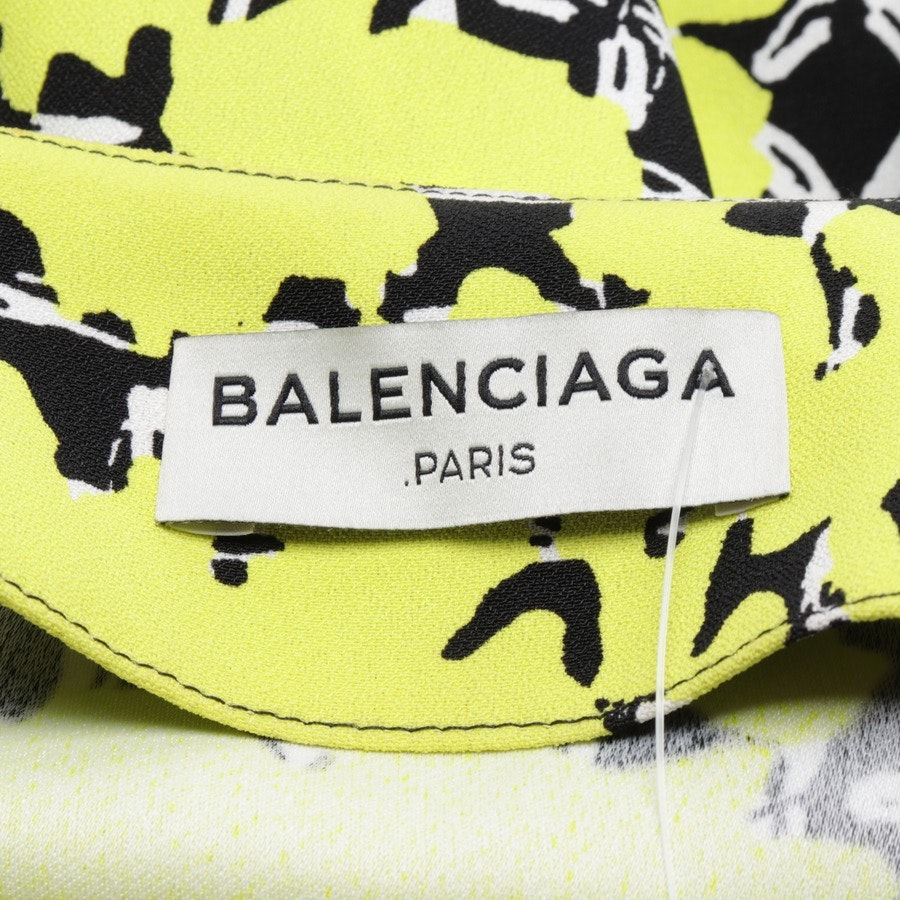 blouses & tunics from Balenciaga in neon yellow and black size 38 FR 40