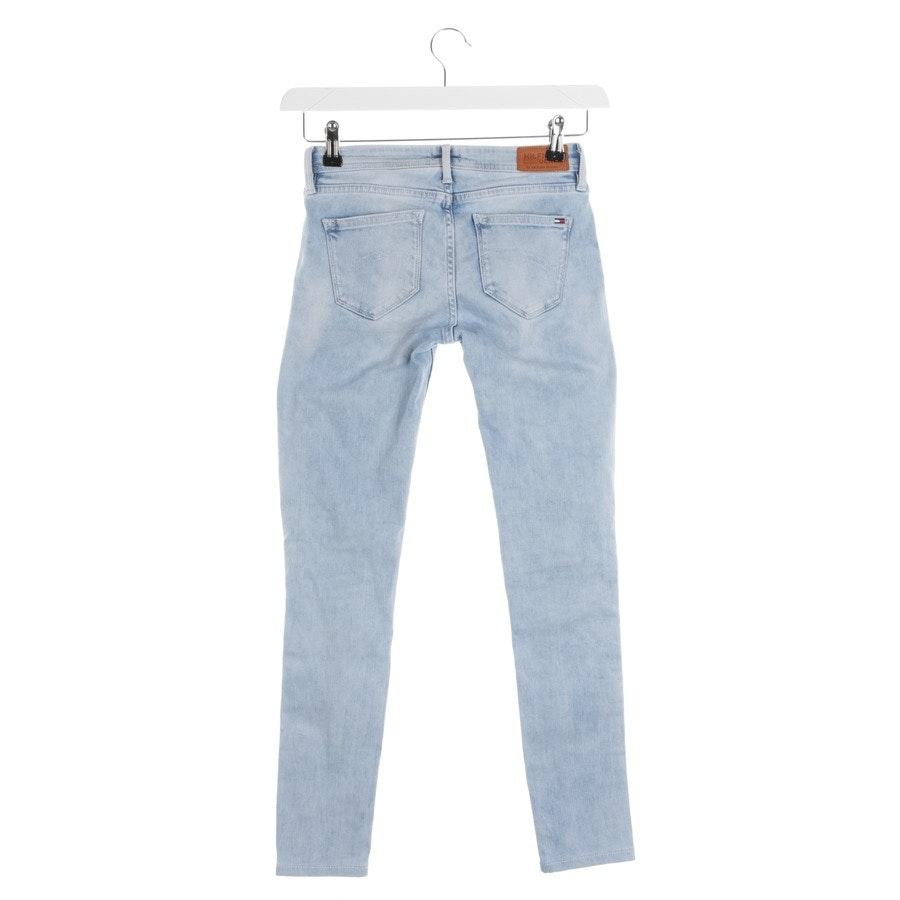 Jeans von Tommy Hilfiger Denim in Hellblau Gr. W26