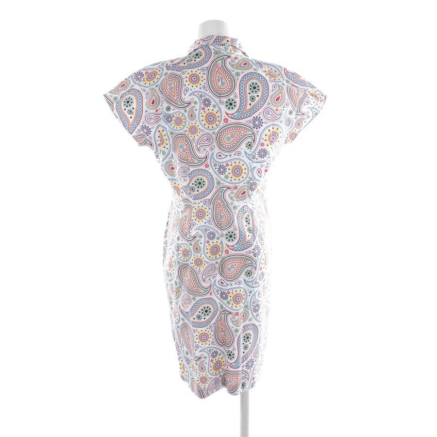 Sommerkleid von Jil Sander in Weiß und Multicolor Gr. 40