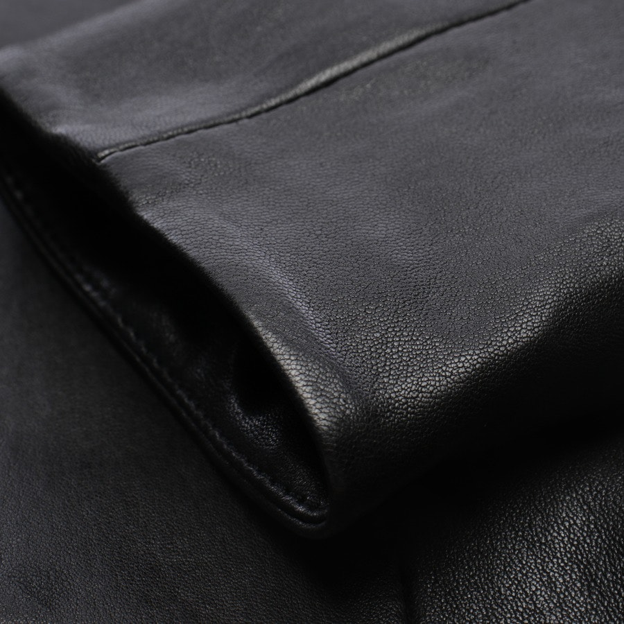 leather jacket from Jitrois in black size 40 FR 42