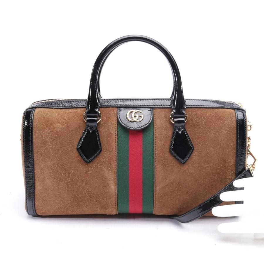 handbag from Gucci in brown - ophidia medium